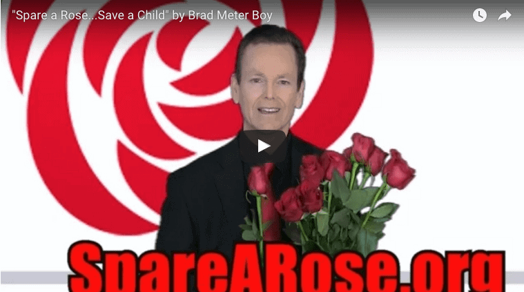 Thumbnail image for Brad Slaight's 2016 Spare A Rose campaign video